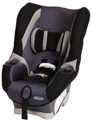 Graco My Ride 65 LX Safety Convertible Toddler Car Seat with LATCH, Coda Pattern