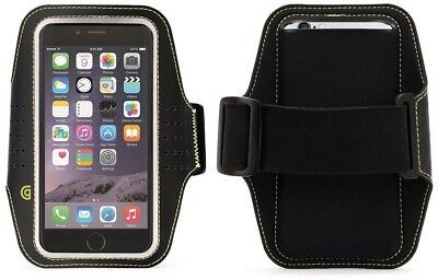 Griffin Trainer Sports Armband Case for 4.7 inch Apple iPhone 6 (Black)