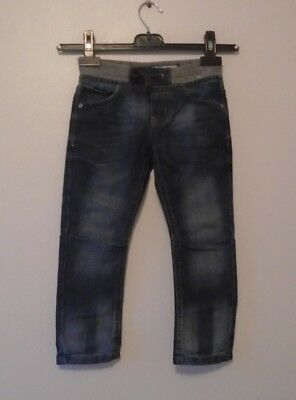 Boys Blue Jeans Age 3-4 Years