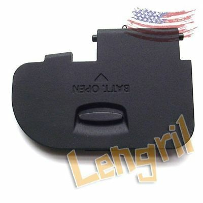 US SHIP For Canon EOS 5D3 5D Mark III Battery Door Cover Replacement Battery Lid