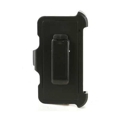 Replacement Holster Belt Clip For iPhone X or iPhone Xs Defender Case Black OEM