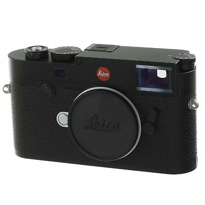 Leica M10 Digital Camera Body 10/2017 Purchase Mint Condition