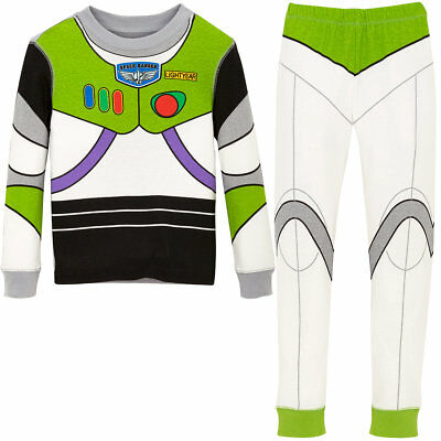 NEW  Disney Store Buzz Lightyear PJ Pal Costume Pajamas size 5 NWT Toy Story