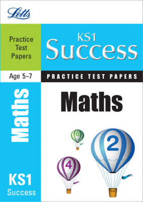 Maths: Practice Test Papers (Letts Key Stage 1 Success), Sheepy, Sarah, Used; Go