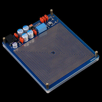 Upgraded Version 7.83HZ Schumann Wave Ultra-low Frequency Pulse Generator Fine