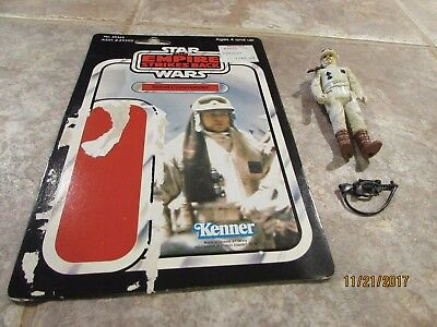 Rebel Commander - Star Wars The Empire Strikes Back Action Figure w/weapon