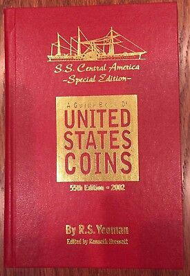 Ss Central America Ssca 2002 Special Edition Redbook Brand New