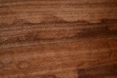 Marbled Sapeli Raw Wood Veneer Sheets at 6.75 x 28 inches 1/42nd        d8709-42