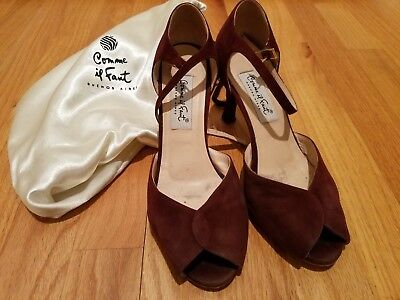 Comme il Faut--Argentina Tango Dance Shoes for Women--Made in Buenos Aires