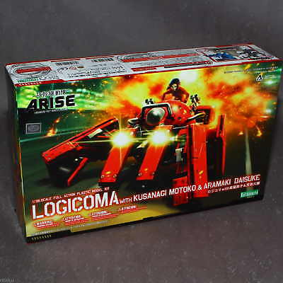 Ghost in the Shell Arise Logikoma 1/35 Scale Action Model Kit Kotobukiya Japan