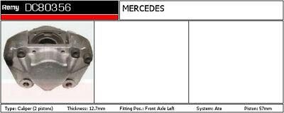 MERCEDES 200 W115 Brake Caliper Front Left 2.0 2.0D 68 to 77 Remy Quality