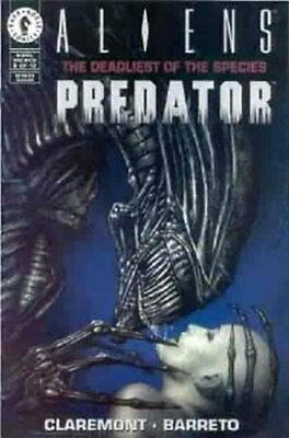 Aliens vs Predator: Deadliest of Species (1993 Ltd #   8 Very Fine (VFN) COMICS