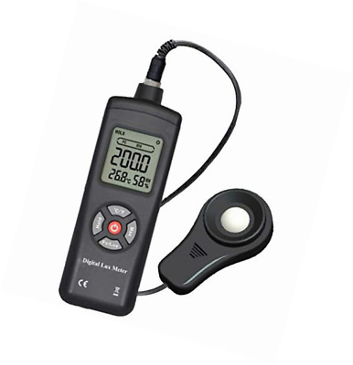 3 in 1 DIGITAL LIGHT AUTO RANGING LUX METER AUTO RANGING WITH BACKLIGHT 200000 L
