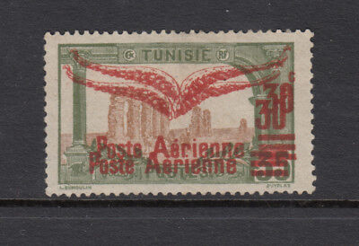 TUNISIA 1919 Air 30c on 35c brown and - 91912