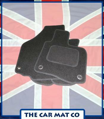 Ford Kuga 2008-2012 Fully Tailored Car Mats (4 Piece) with 2 Clips