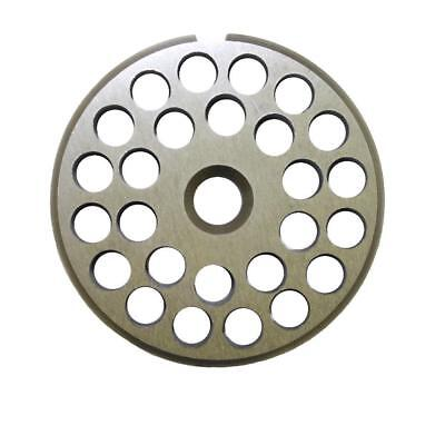 Meat Mincer  8Mm  For Size #12 Machine Universal Size 12 Stainless Steel