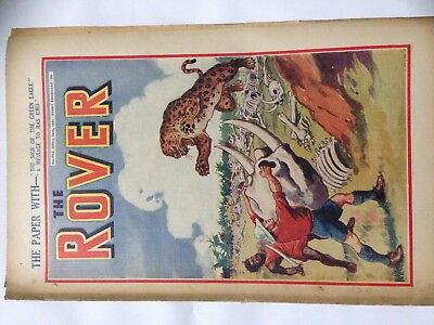 DC Thompson. THE ROVER Wartime Comic April 26th 1941 Issue 993 *FREE UK POSTAGE*