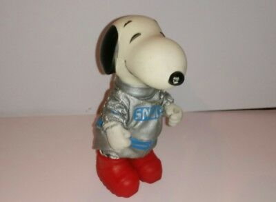 1970's Snoopy Figure Grey Space Suit