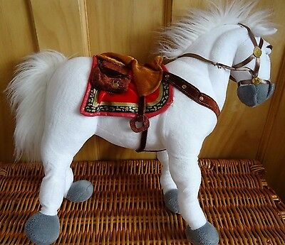 The Disney Store Maximus Rapunzel's horse from Tangled soft toy plush