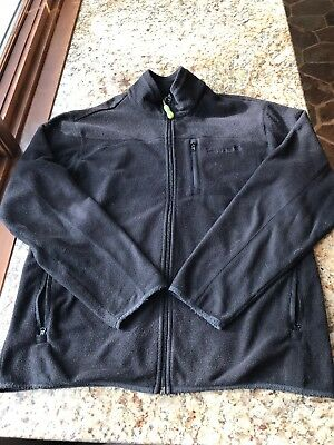 Timberland Men's Fleece Jacket Size Large