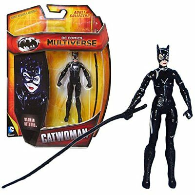 DC Comics Multiverse CATWOMAN Batman Returns movie 4in Figure MATTERL Toys