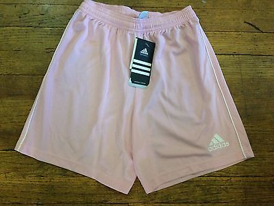 Adidas Football/Soccer Shorts Climacool Girl's Size L 13-14 NWT