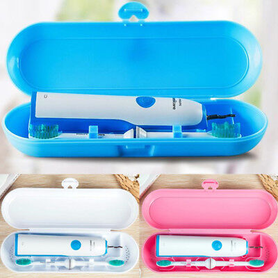 Portable Electric Toothbrush Travel Holder Storage Case Brush Box For Oral-B