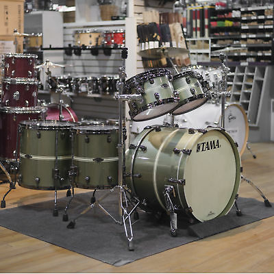 Tama Starclassic Performer B/B Limited Edition Shell Kit In Tempest Green