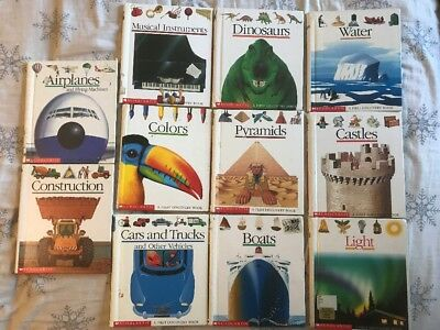 First Discover Books Lot—11