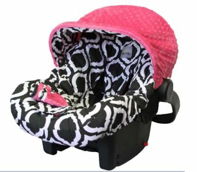 Itzy Ritzy Baby Ritzy Rider Infant Car Seat Cover, Moroccan Nights