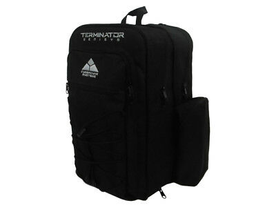 50% Discount off RRP Terminator Backpack with 2 main compartments plus pockets