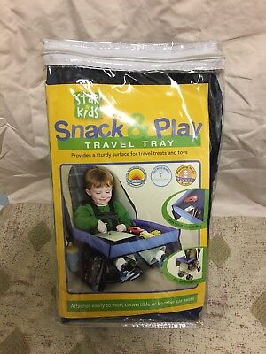 R240 Star Kids Snack and Play Travel Tray New Open Box