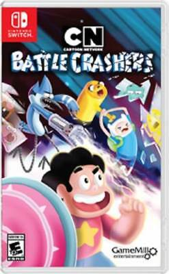 Cartoon Network Battle Crashers (Nintendo Switch) Fun game Kids Family New!
