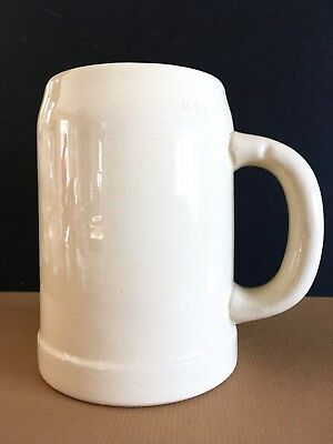 Vintage Ceramic German Beer Stein MM 20 oz. Mug Cup