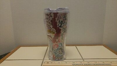 NEW SEALED Royal Caribbean Coca Cola Insulated Travel Whirley Tumbler Mug Cup