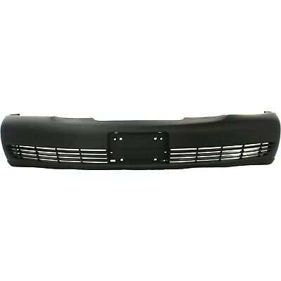 Front Bumper Cover For 2000-2005 Cadillac DeVille Primed W/O Fog Light Hole
