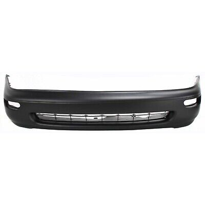 Front Bumper Cover For 93-97 Toyota Corolla w/ fog lamp holes Primed