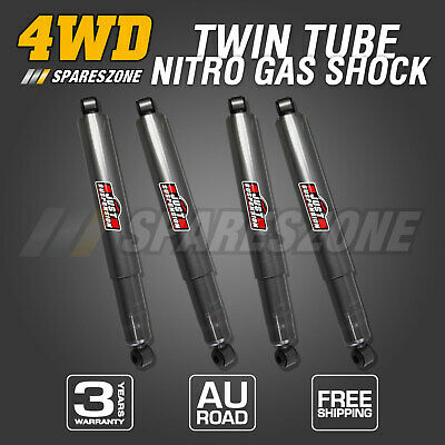Mitsubishi Challenger PA 4WD 98-07 F + R JS 4x4 HD Gas Shock Absorbers