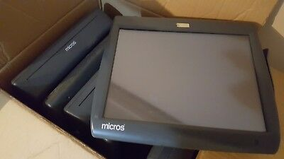 400814-001 Micros WS5 Workstation 5 POS Touchscreen System - 12 UNITS AVAILABLE