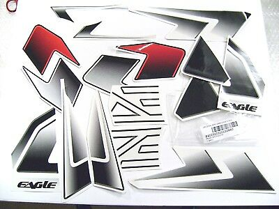 Genuine Sachs Sticker Set, Sticker Set for Eagle 50 et : P402520500100880