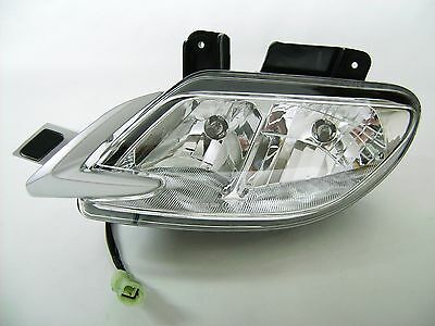 NEW ORIGINAL SYM TrackRunner HEADLIGHT HEAD LIGHT F.L OE 3315a-ra1-000