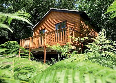 Kaowood Country Park, S.Wales. Woodland Lodges with Sauna or Hot Tubs, 1-4 Beds.