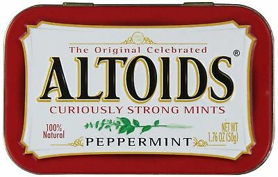 Altoids Curiously Strong Peppermint Mints 50g 1 2 3 6 Packs