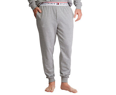 Tommy Hilfiger Men's Terry Trackie - Grey Heather
