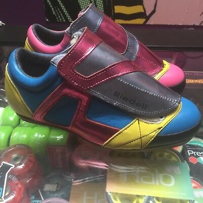 Custom Colour Riedell 951 Roller Skate  - free xmas gift with every purchase