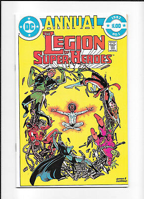 Legion Of Super Heroes Annual #1 (8.5) Dc 1982