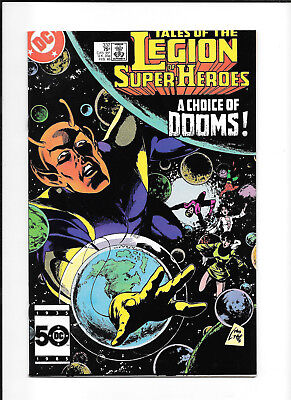 Legion Of Super Heroes #332 High Grade (9.4) Dc Copper