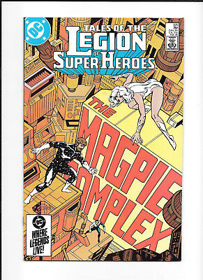 Legion Of Super Heroes #320 (6.5) Dc Copper