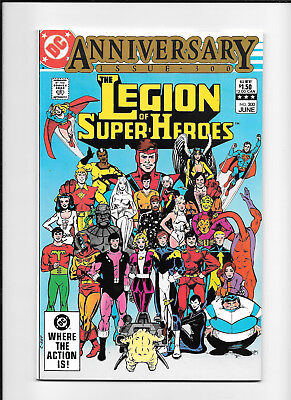 Legion Of Super Heroes #300 (8.0) Dc Anniversary