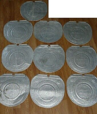 10 MAPLE SYRUP Aluminum Lids GRIMM COVERS
